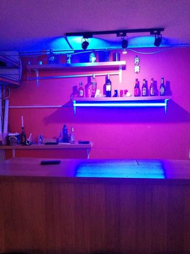 montaje para bar
