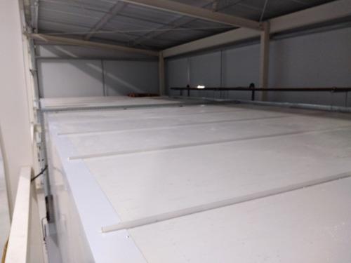 montajes de cámaras de frío y techos en isopanel