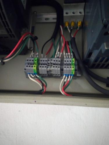montajes y mantenimiento electrico