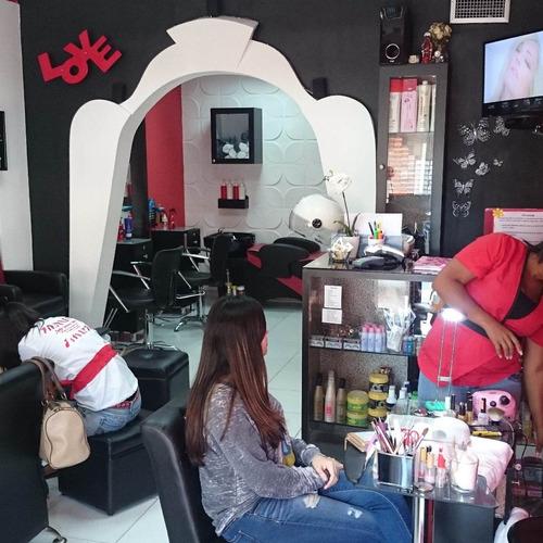 montamos   ya  tu peluquerías  a nivel nacional