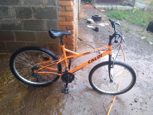 montana bicicleta