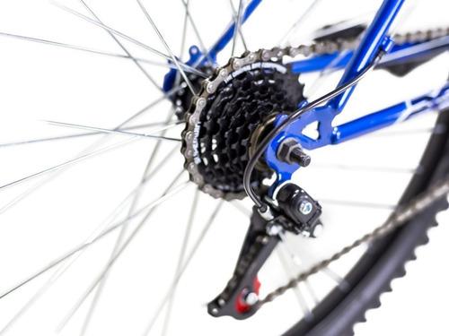 montaña mercurio bicicleta