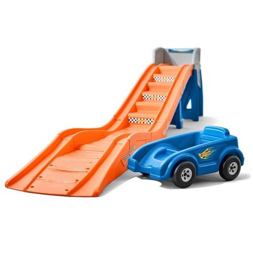 montaña rusa infantil hot wheels