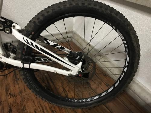 montaña specialized bici