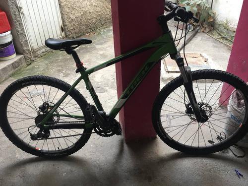 montaña trek bicicleta