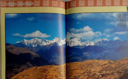 montañas magicas peru geografia trekking alpinismo