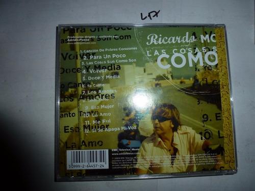 montaner las cosas como son  audio cd en caballito *