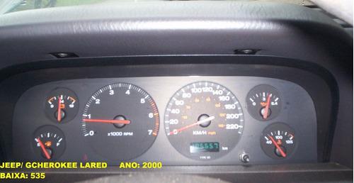 montante suspensão cherokee 2000