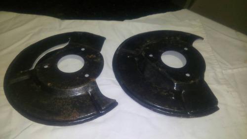 montantes o puntas d ejes kliper discos ford mustang-maverik