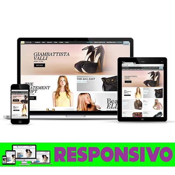ac8843513 Montar Loja Virtual Completa C  Videoaulas Instalação Gratis - R  68 ...
