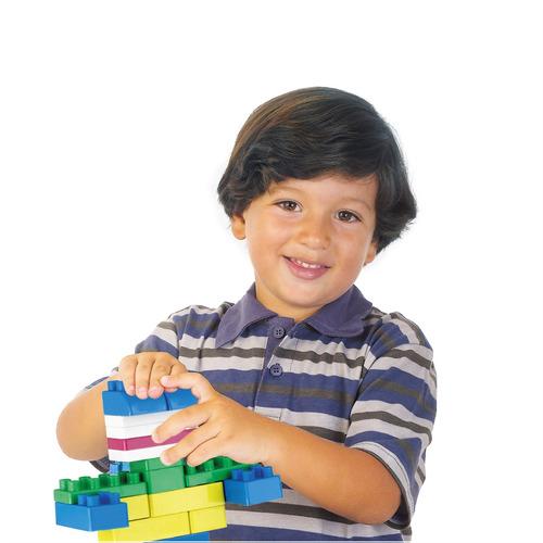 montar peças brinquedos blocos