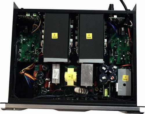 montarbo ® amplificador 2000w fiveo libra 2000