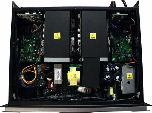 montarbo ® amplificador 2600w fiveo libra 2600