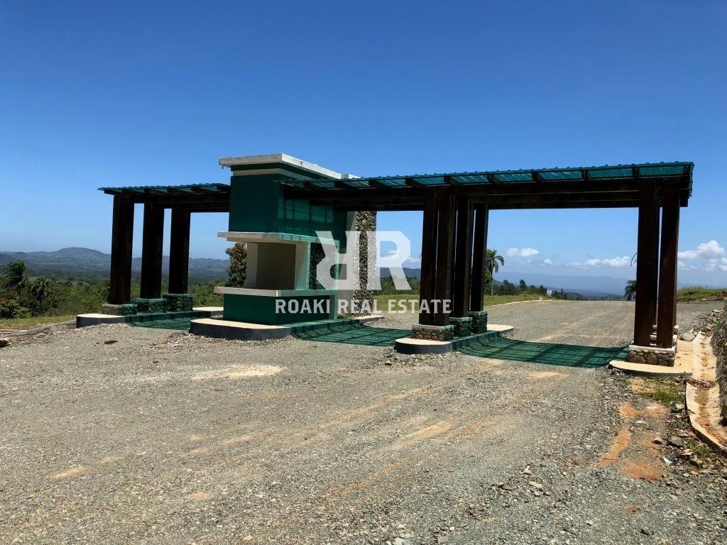 monte sierra - proyecto de solares en jarabacoa