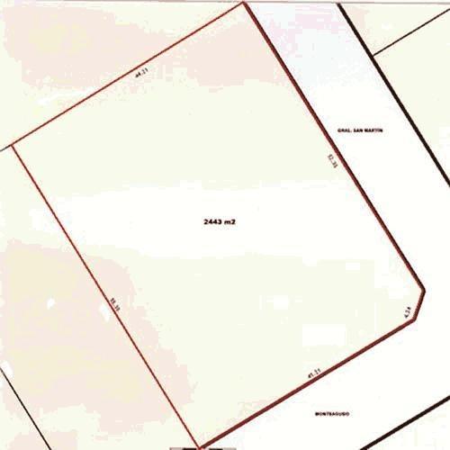 monteagudo 100 - ingeniero maschwitz - terrenos/fracciones/loteos terrenos - venta