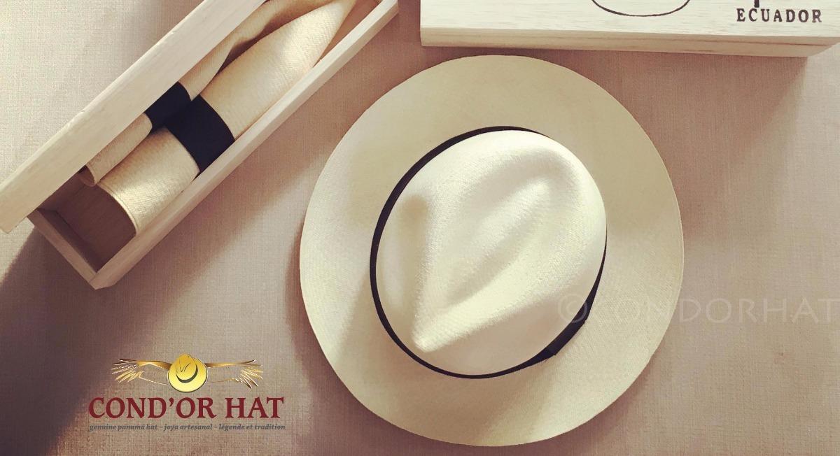 Montecristi Original Fino-fino, Sombrero Panama De Ecuador ...