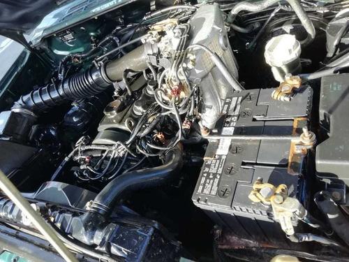 montero hard top 4x4 2400 cc motor 4 l