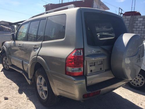 montero limited 2006 / 2004 por partes - s a q -