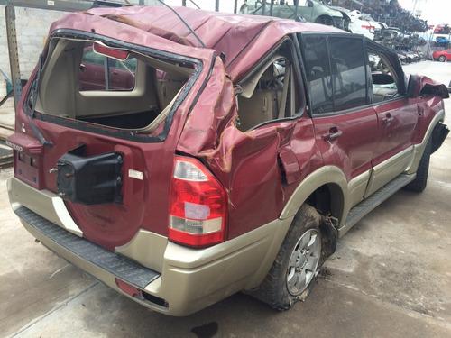 montero limited 2006 por partes - s a q -