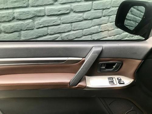 montero mitsubishi hard top importado  2020