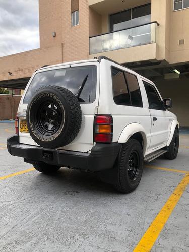 montero mitsubishi hardtop 1997 unico dueño