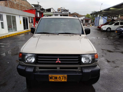 montero mitsubishi motor 2.4 full injection