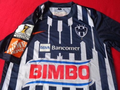 monterrey jersey liga mx concachampions  futbol soccer