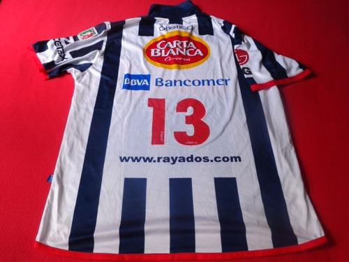 monterrey jersey retro futbol soccer 13