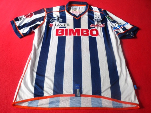 monterrey jersey retro futbol soccer 23