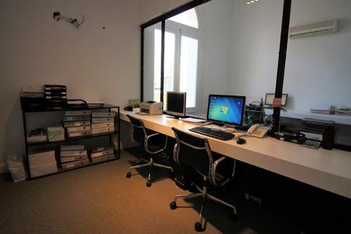 montevideo 1000 - recoleta - oficinas planta dividida - alquiler