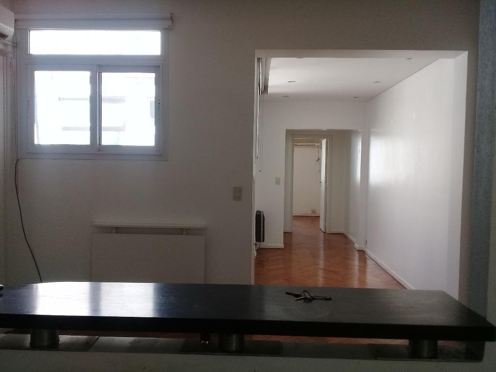 montevideo 1100 7-b - barrio norte - departamentos 2 ambientes - venta
