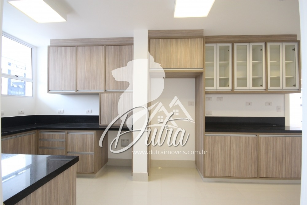 montparnasse cobertura penthouse higienópolis 382 m² 4 dormitórios 2 suítes 2 vagas - 954f-9436