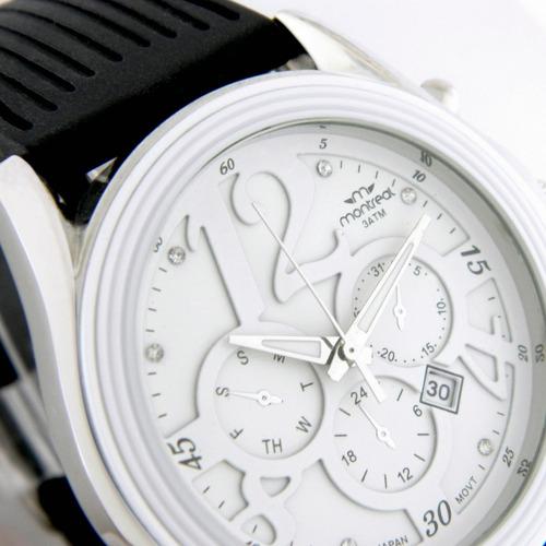 montreal hombre reloj