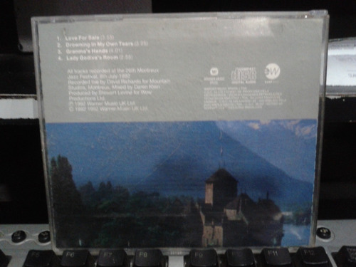 montreux ep - simply red