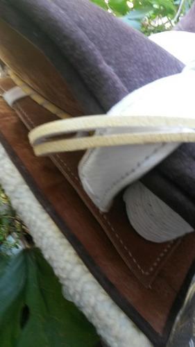 montura  chiilena imitacion  carpin cho