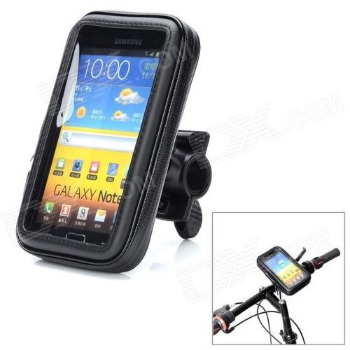 montura de celular para bicicleta a prueba de agua