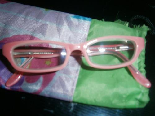 montura de lentes para niña