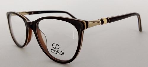 montura gafas para lentes de fórmulas gd002