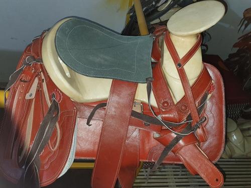 montura o silla vaqueta accesorios caballo envío gratis