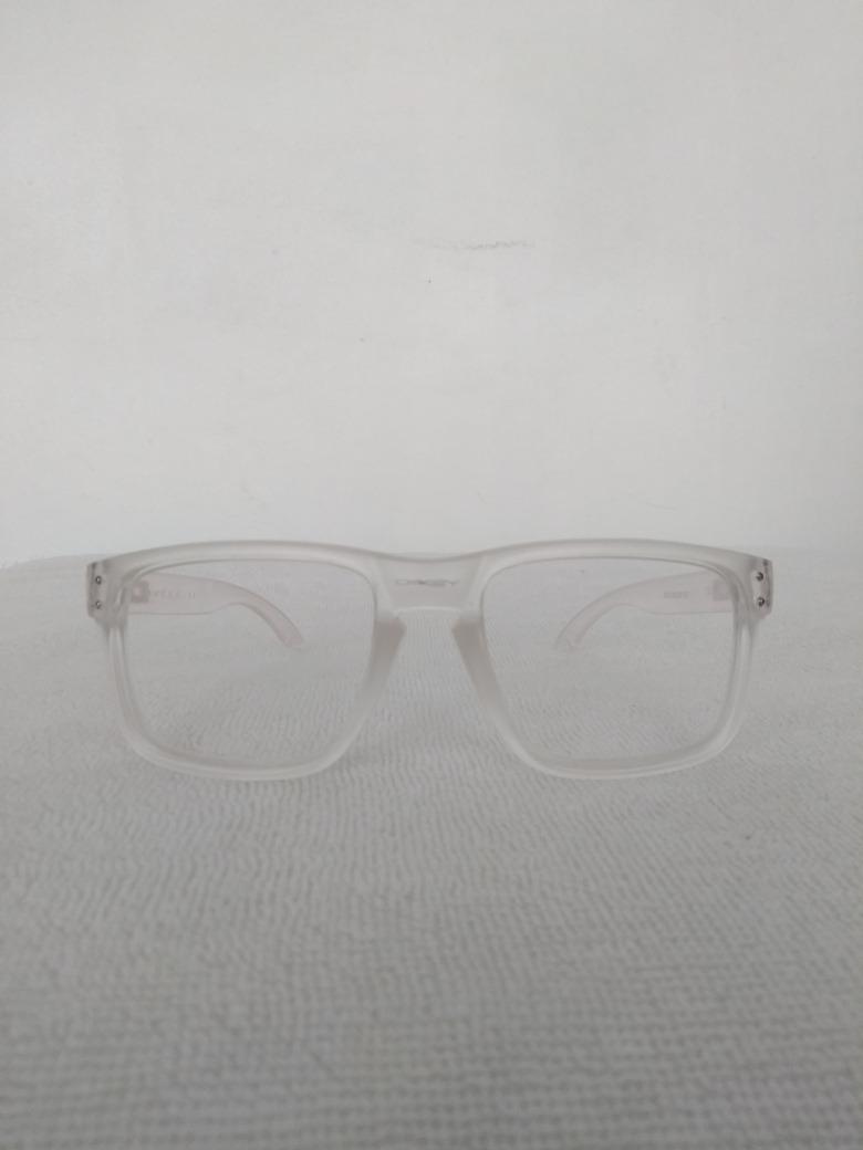 2d3f912d4 Montura Oakley Holbrook Transparente - Bs. 20.000,00 en Mercado Libre