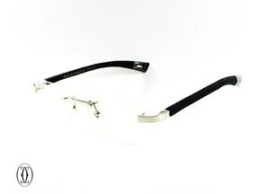 estilo novedoso original de costura caliente venta profesional Monturas Gafas Cartier Palo De Rosa - Gafas Monturas en ...