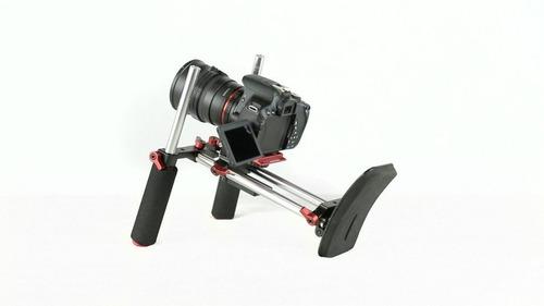 montura para cámara