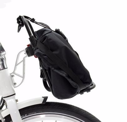 montura para cuadro en la parte delantera tern luggage truss