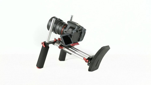 montura para hombro cámara dslr canon eos nikon