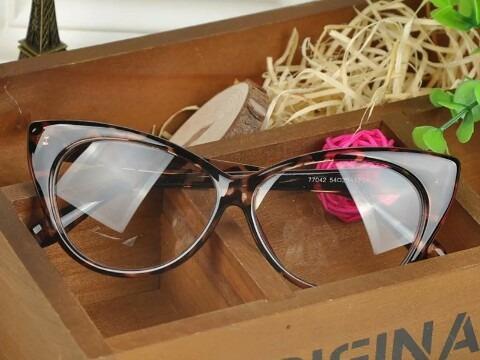 monturas cat eyes para fórmulas oftalmologicas retro hispter