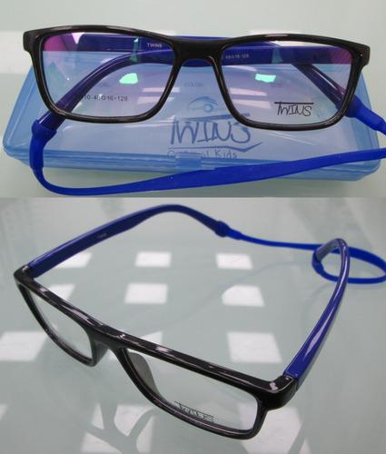 monturas de lentes flexibles para niños y niñas a la moda