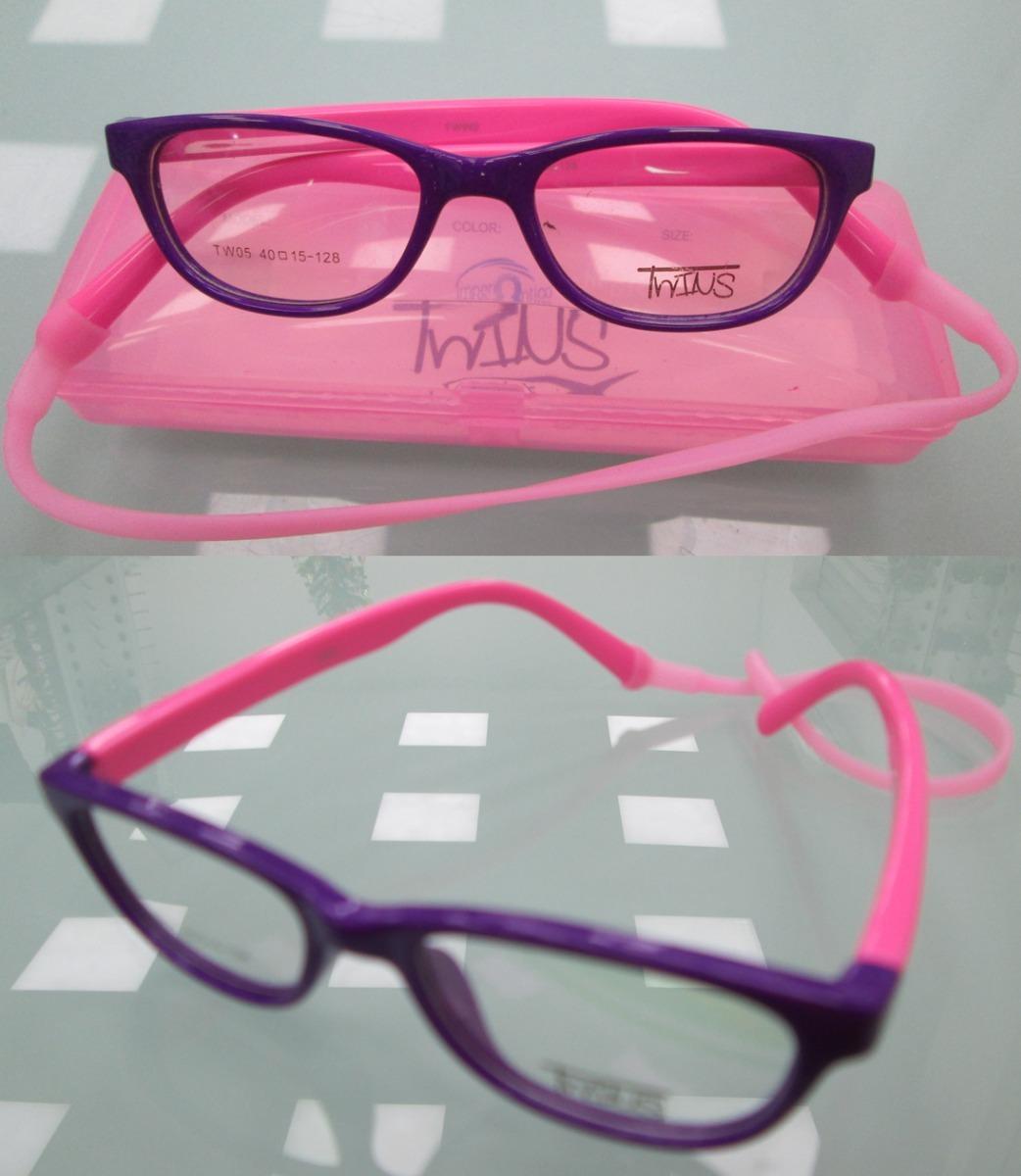 45f16d02d5 monturas de lentes flexibles para niños y niñas a la moda. Cargando zoom.