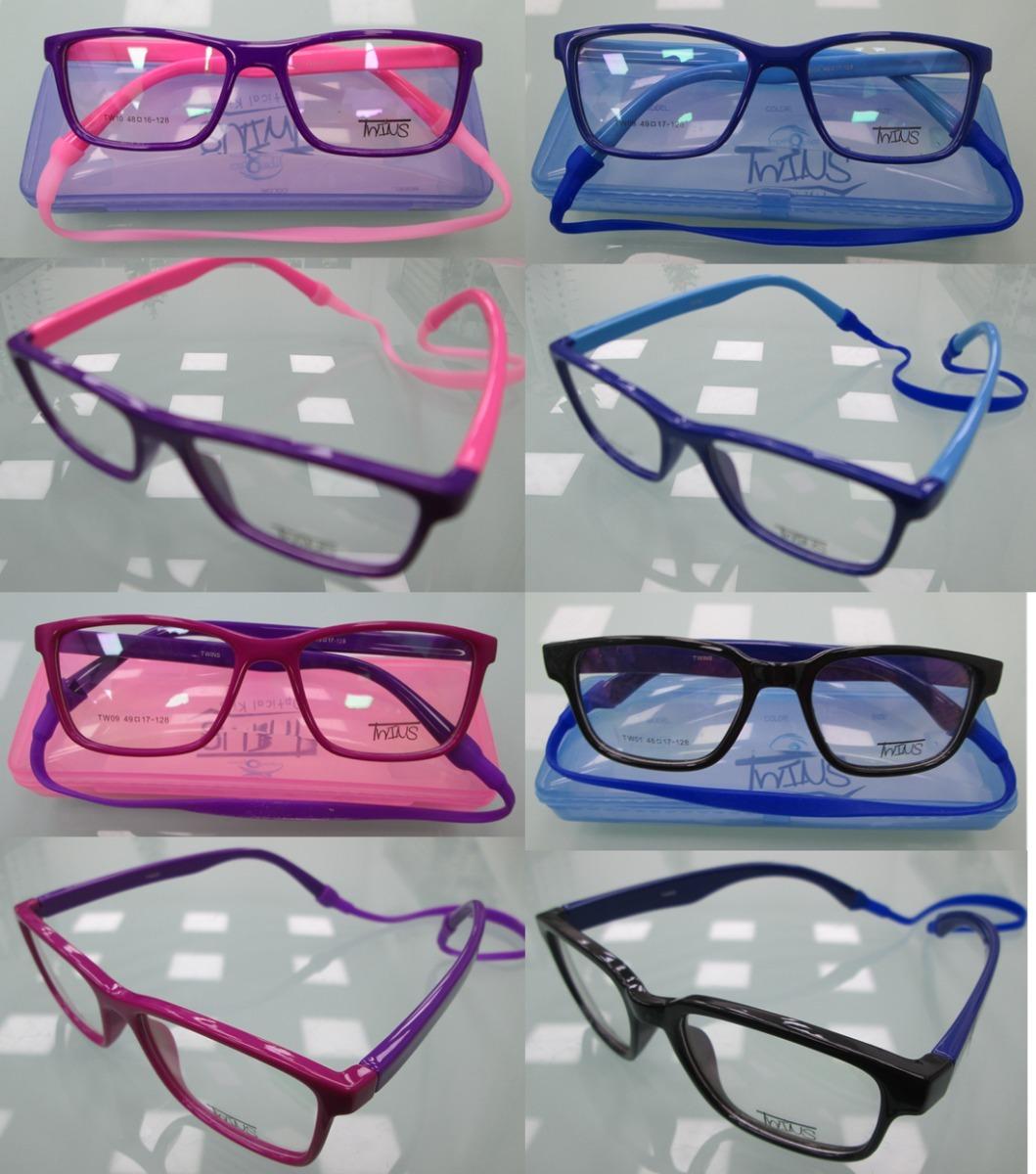 c1b5e515ea monturas de lentes flexibles para niños y niñas a la moda. Cargando zoom.