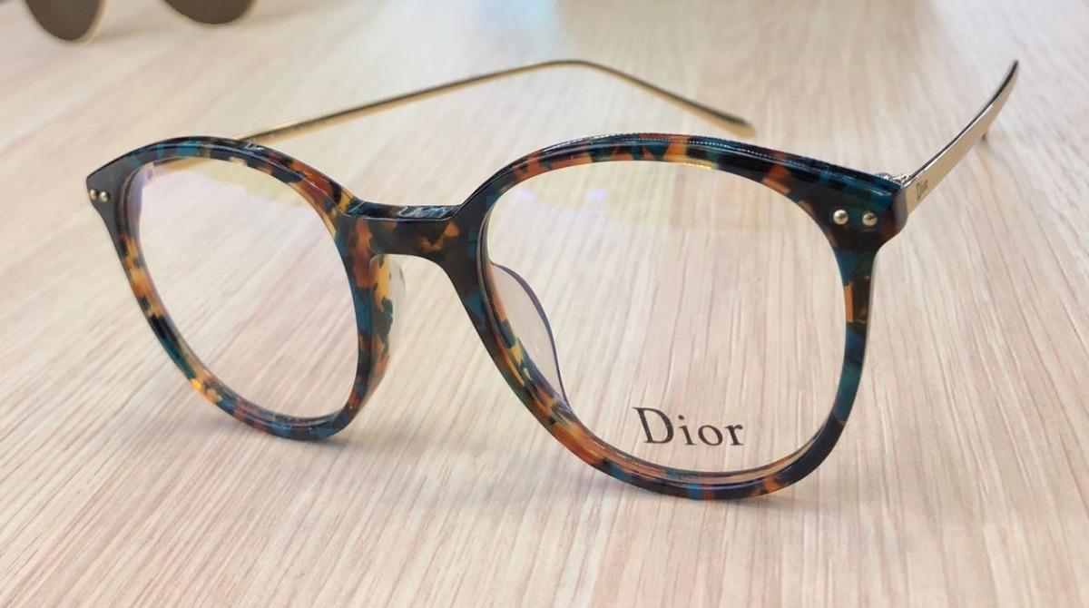 9346f8869bb42 Monturas Marcos Gafas Dior Redondas Mujer Colores -   135.000 en ...