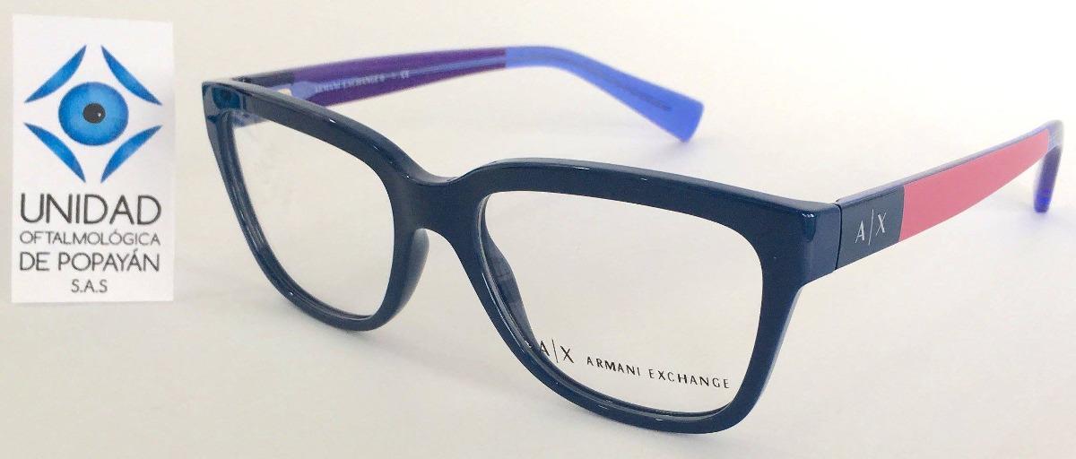 Monturas Gafas Marcos Armani Exchange Originales - $ 310.000 en ...
